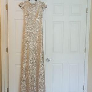 SORELLA VITA Dresses - Gold Sorella Vita long dress